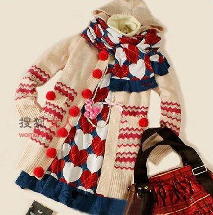 09年春季流行服饰搭配 4款开襟外套